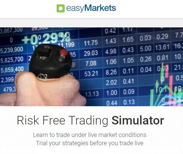 easymarkets demo account review