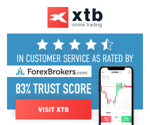 XTB forex broker demo