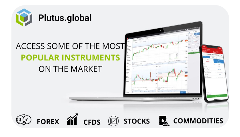 plutus global access to the markets