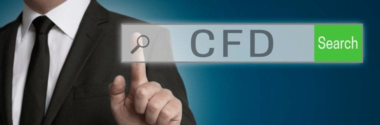 CFD Broker with high leverage