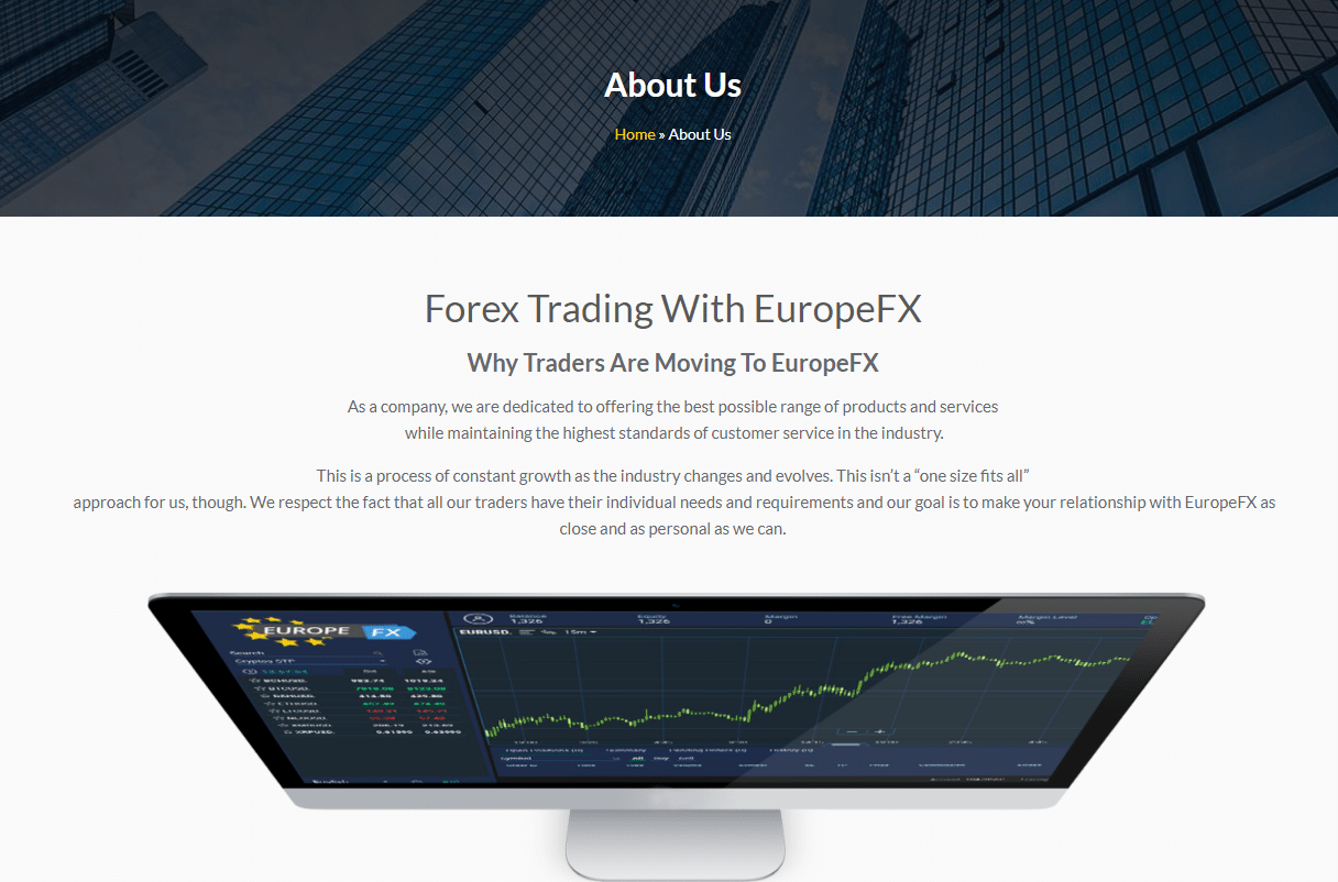 EuropeFX awards
