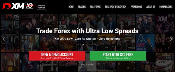 XM Global Trading - Different Types of XM Trading Accounts